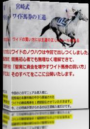 宮崎式ワイド馬券の王道